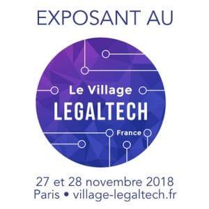 legal pilot est exposant depuis plusieurs années dans le village des legaltech legal pilot automatisation document