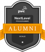 Logo PWC scale