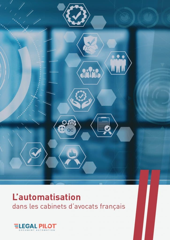 Page de garde étude sur l'automatisation